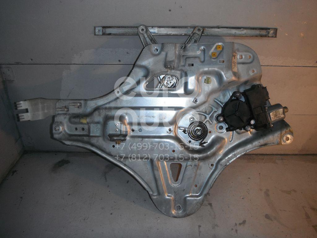 Стеклоподъемник электр. передний левый для Kia Magentis 2005-2010 - Фото №1