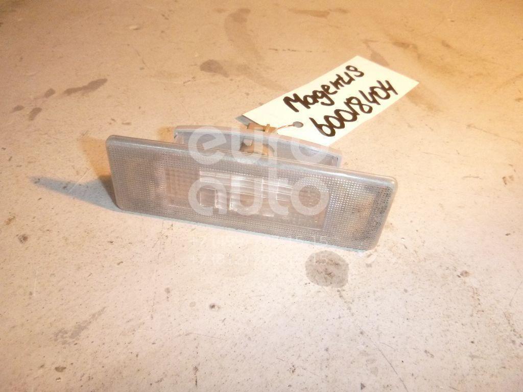 Фонарь подсветки номера для Kia Magentis 2005> - Фото №1