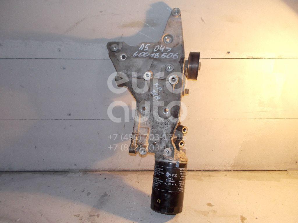 Кронштейн генератора для Skoda,VW Octavia (A5 1Z-) 2004-2013;Passat [B6] 2005-2010;Superb 2008-2015;Passat CC 2008>;Golf VI 2009-2012 - Фото №1