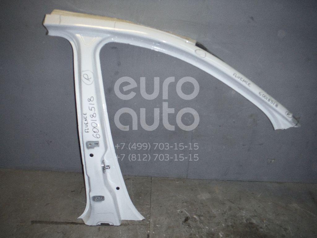 Кузовной элемент для Renault Fluence 2010> - Фото №1