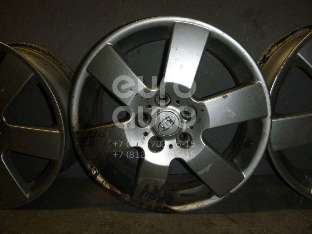 Диски колесные легкосплавные (к-кт) для Kia Magentis 2005-2010 - Фото №1