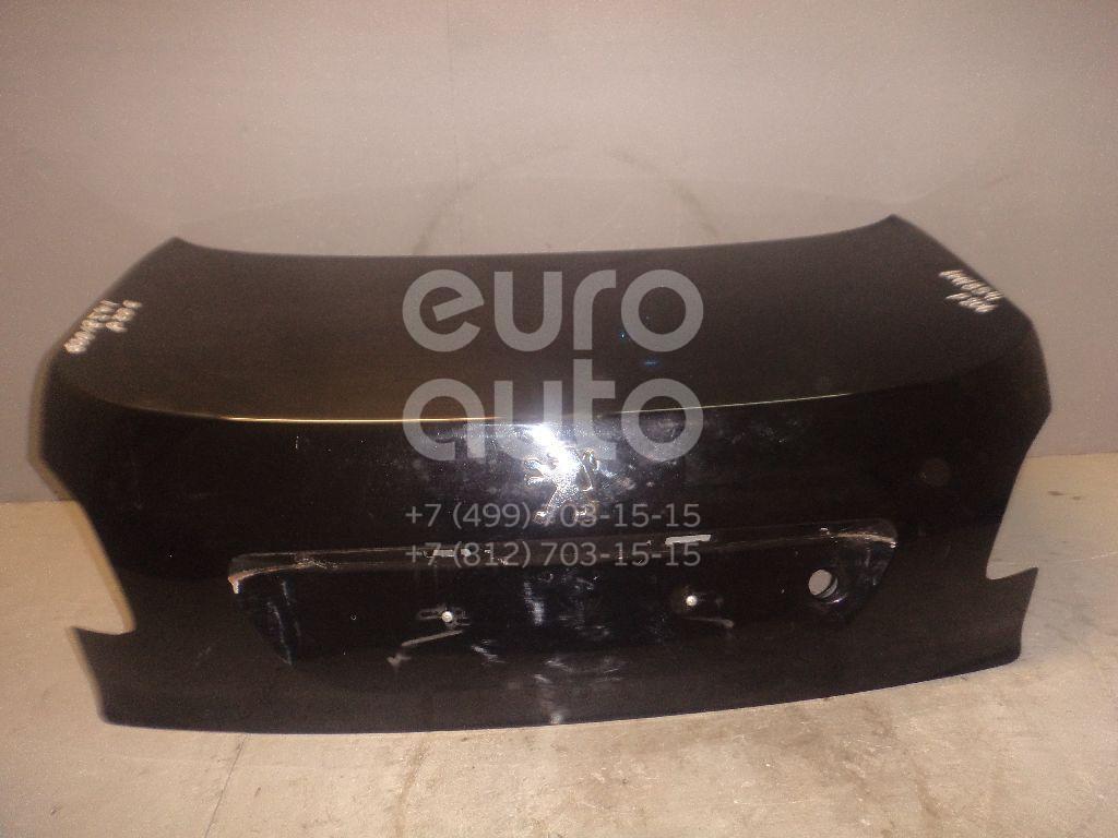 Крышка багажника для Peugeot 206 1998-2012 - Фото №1