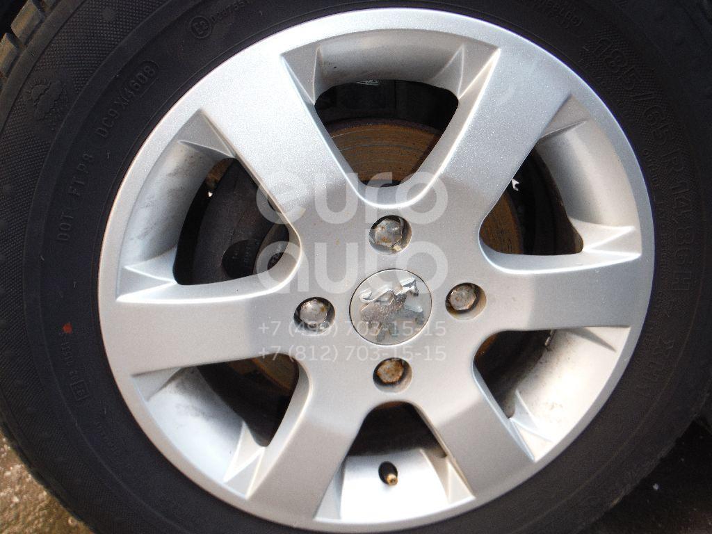 Диски колесные легкосплавные (к-кт) для Peugeot 206 1998-2012 - Фото №1