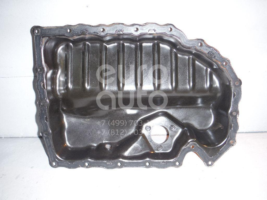Поддон масляный двигателя для Skoda,Audi,VW,Seat Octavia (A5 1Z-) 2004-2013;A3 [8PA] Sportback 2004-2013;Passat [B6] 2005-2010;Golf V 2003-2009;Jetta 2006-2011;Tiguan 2007-2011;Leon (1P1) 2005-2013;Toledo III 2004-2009;Superb 2008-2015;TT(8J) 2006-2015;Yeti 2009> - Фото №1