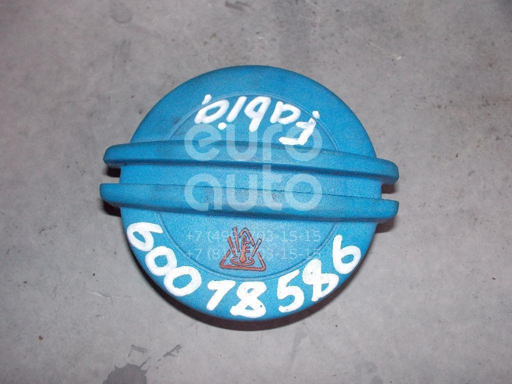 Крышка расширительного бачка для Skoda,Audi,Seat,VW Fabia 2007-2015;A3 (8L1) 1996-2003;A4 [B5] 1994-2000;Octavia (A4 1U-) 2000-2011;Toledo II 1999-2006;Octavia 1997-2000;Golf IV/Bora 1997-2005;Passat [B5] 1996-2000;New Beetle 1998-2010;A6 [C5] 1997-2004 - Фото №1