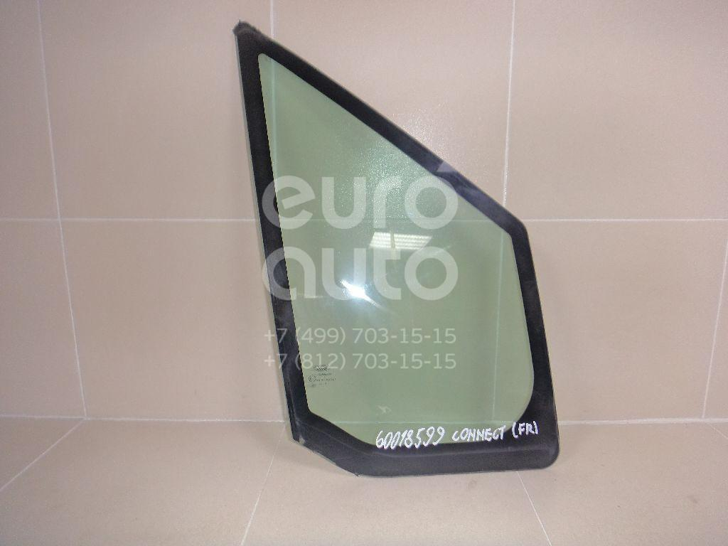 Стекло двери передней правой (форточка) для Ford Transit/Tourneo Connect 2002-2013 - Фото №1