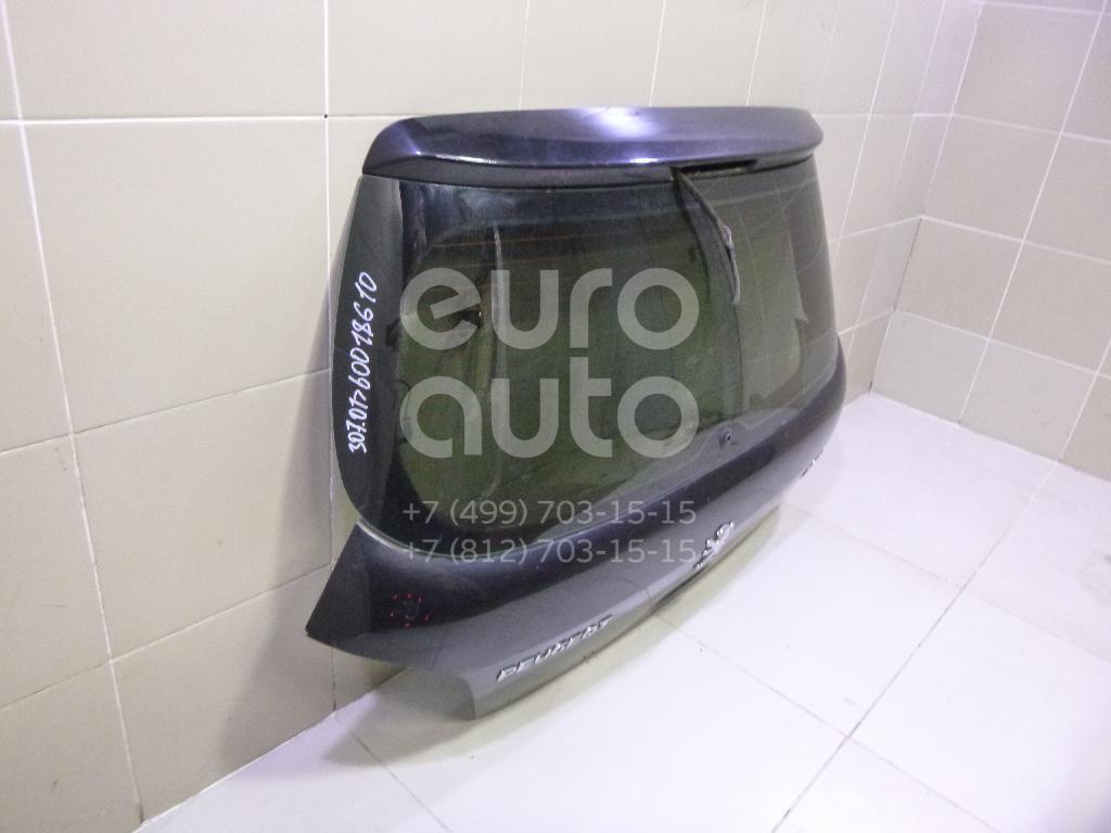 Дверь багажника со стеклом для Peugeot 307 2001-2008 - Фото №1