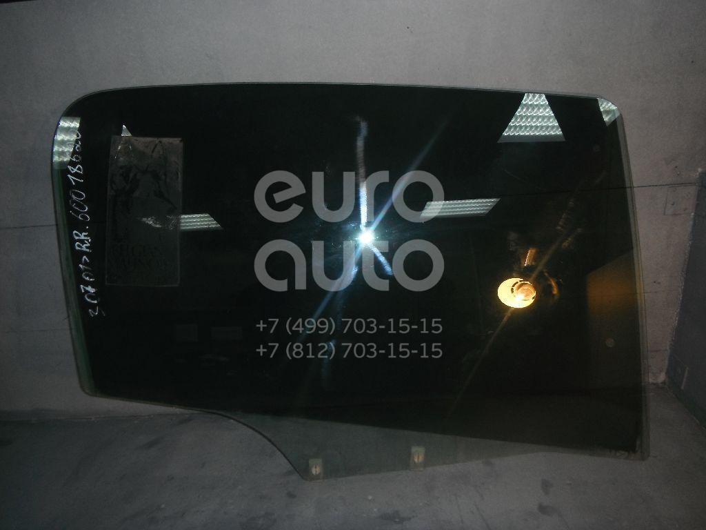 Стекло двери задней правой для Peugeot 307 2001-2007 - Фото №1