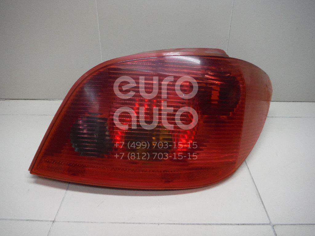 Фонарь задний правый для Peugeot 307 2001-2007 - Фото №1