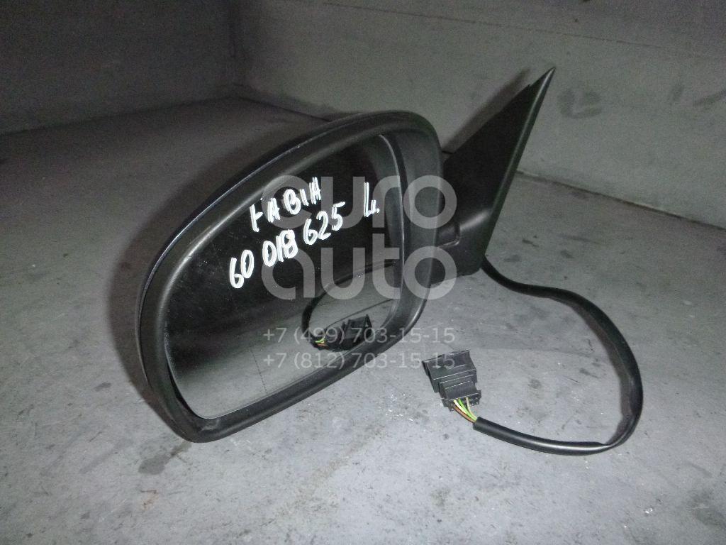 Зеркало левое электрическое для Skoda Fabia 2007-2015 - Фото №1