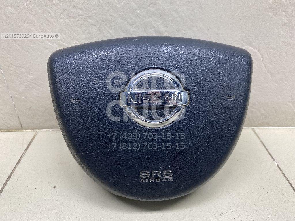 Подушка безопасности в рулевое колесо для Nissan Murano (Z50) 2004-2008 - Фото №1