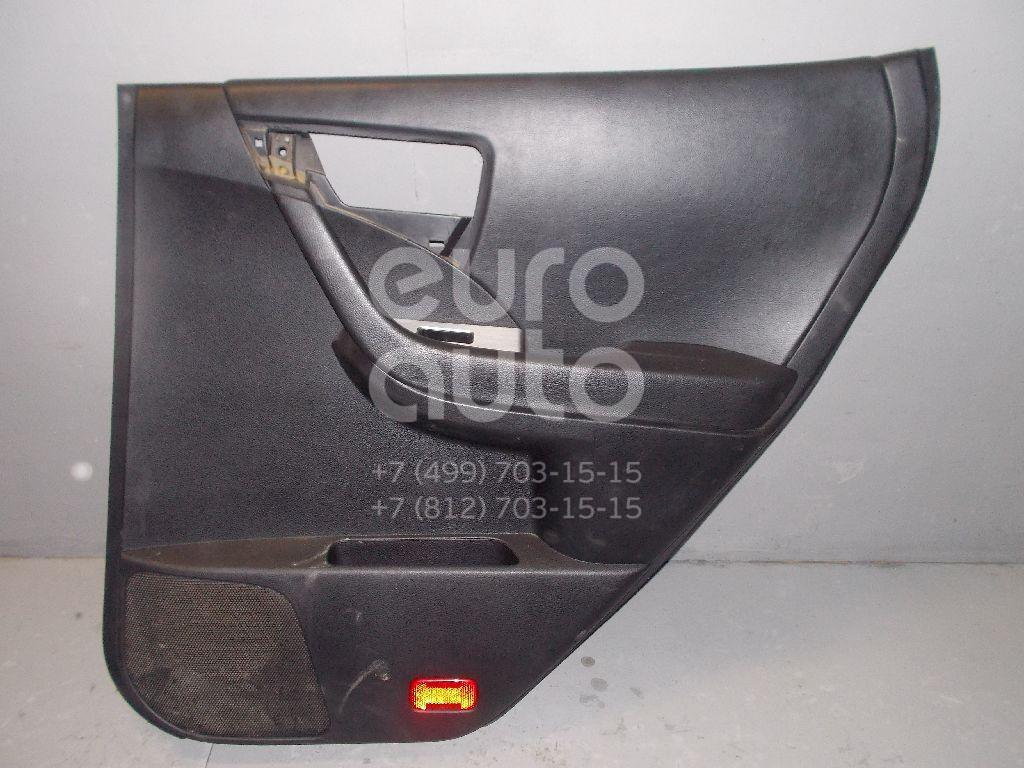 Обшивка двери задней правой для Nissan Murano (Z50) 2004-2008 - Фото №1