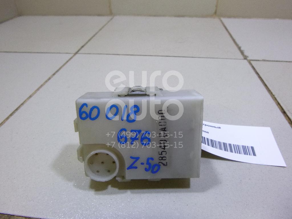 Блок электронный для Nissan Murano (Z50) 2004-2008 - Фото №1