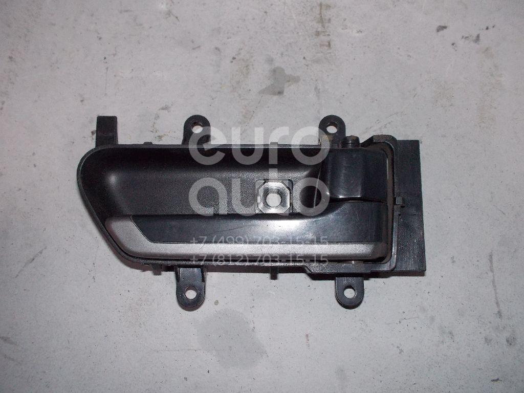 Ручка двери внутренняя правая для Nissan,Infiniti Murano (Z50) 2004-2008;FX (S50) 2003-2007 - Фото №1