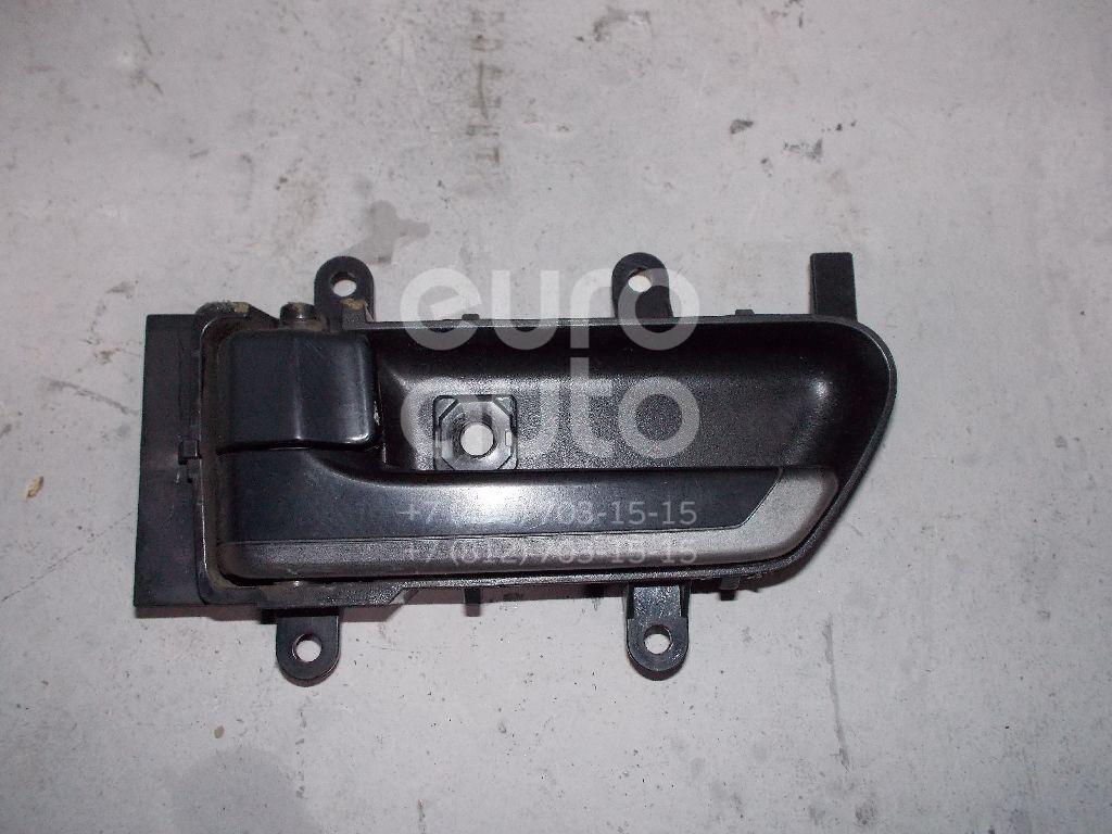 Ручка двери внутренняя левая для Nissan,Infiniti Murano (Z50) 2004-2008;FX (S50) 2003-2007 - Фото №1