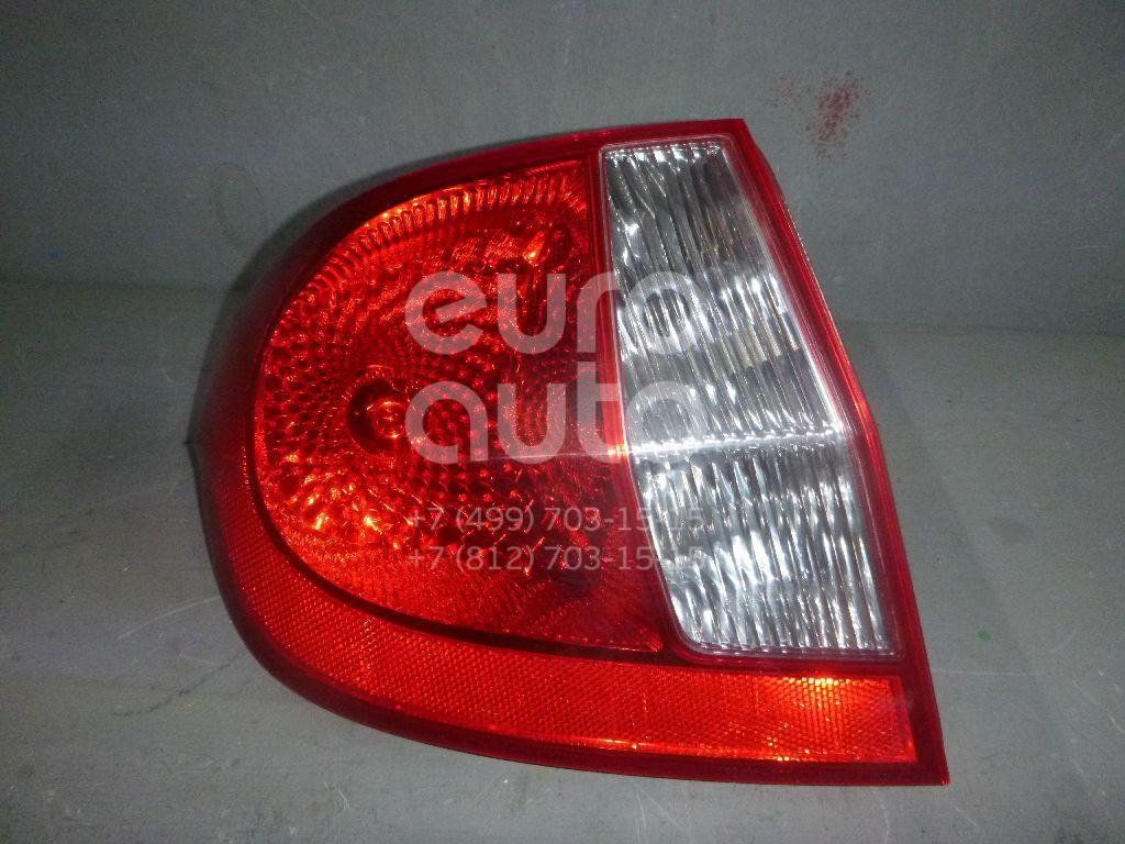 Фонарь задний левый для Hyundai Getz 2002-2010 - Фото №1