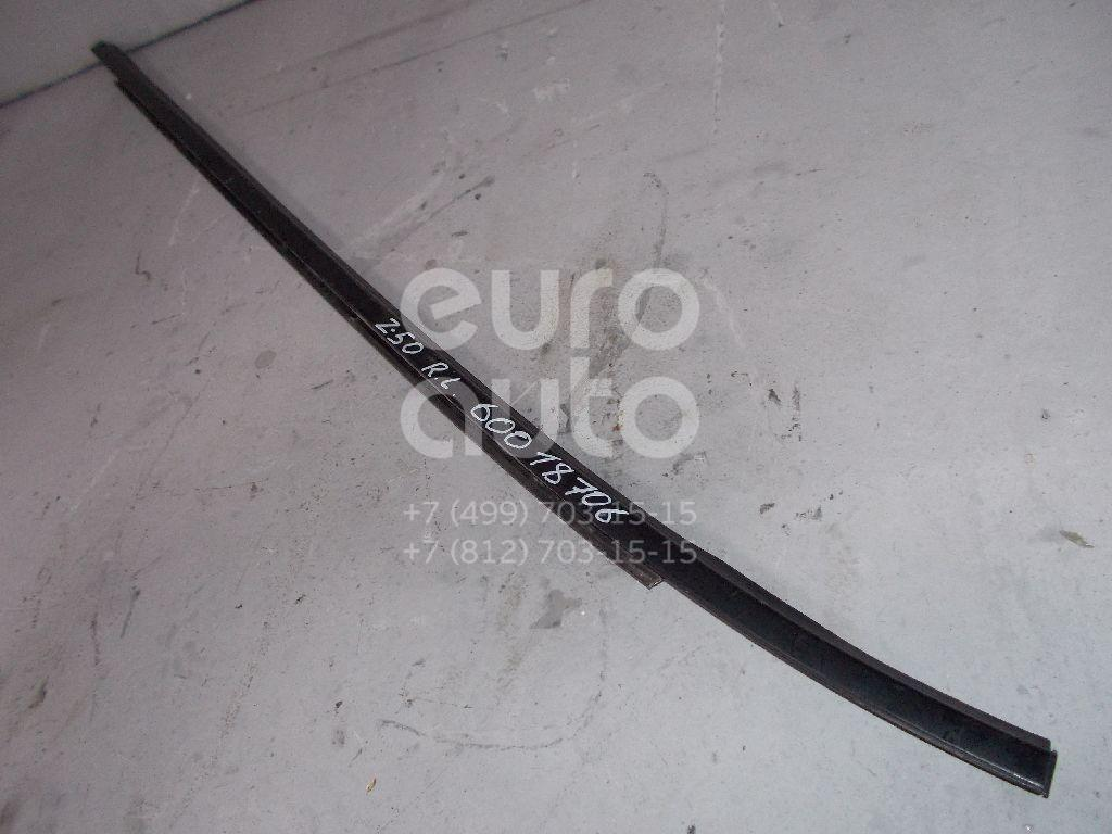 Накладка стекла заднего левого для Nissan Murano (Z50) 2004-2008 - Фото №1