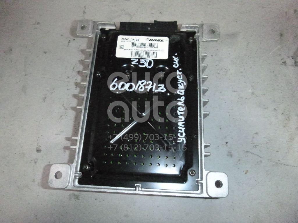 Усилитель акустической системы для Nissan Murano (Z50) 2004-2008 - Фото №1