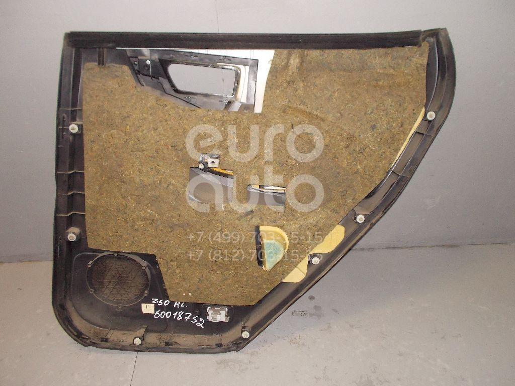Обшивка двери задней левой для Nissan Murano (Z50) 2004-2008 - Фото №1