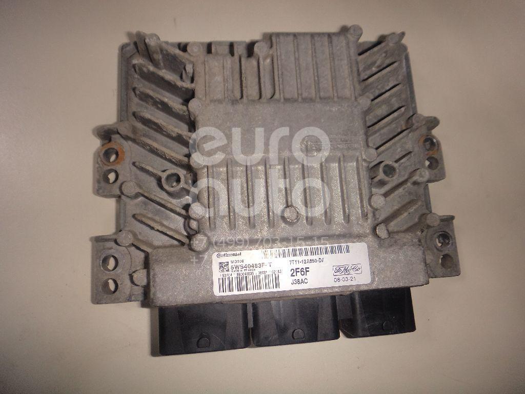 Блок управления двигателем для Ford Transit Connect 2002>;Focus II 2005-2008;C-MAX 2003-2011;Focus II 2008-2011 - Фото №1