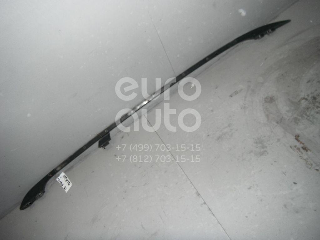 Рейлинг левый (планка на крышу) для Nissan Murano (Z50) 2004-2008 - Фото №1