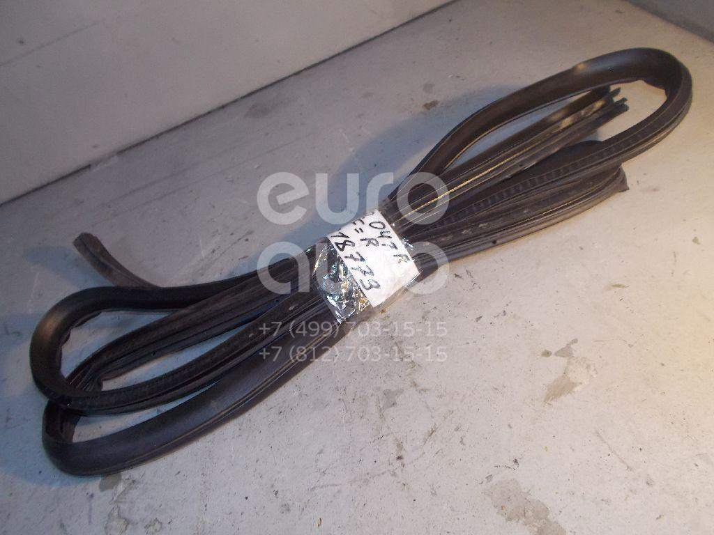 Уплотнитель двери для Nissan Murano (Z50) 2004-2008 - Фото №1