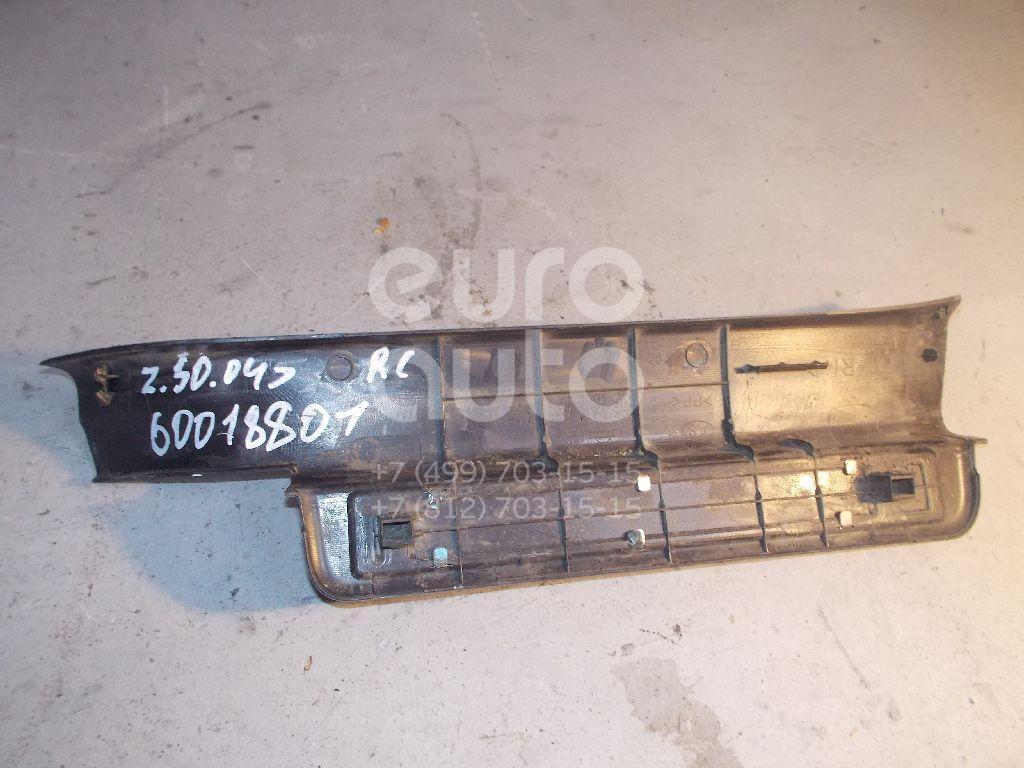 Накладка порога (внутренняя) для Nissan Murano (Z50) 2004-2008 - Фото №1