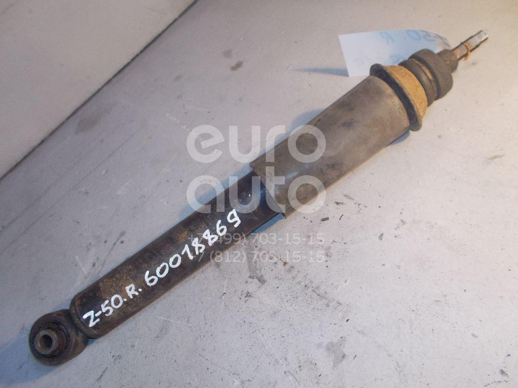 Амортизатор задний для Nissan Murano (Z50) 2004-2008 - Фото №1