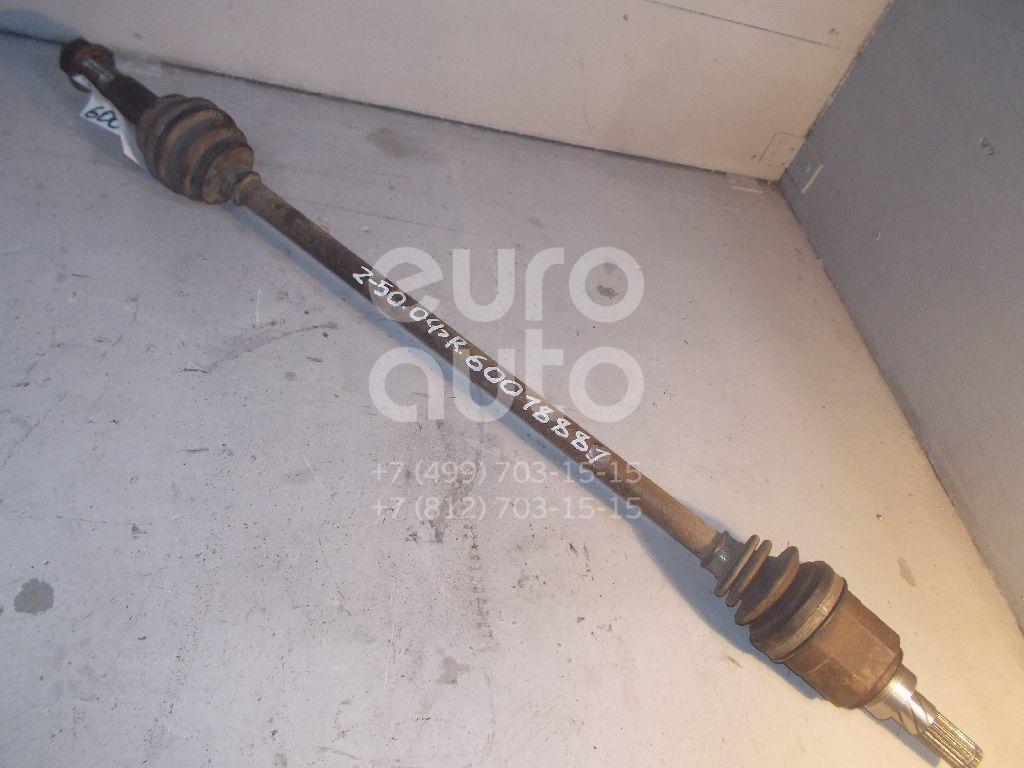 Полуось задняя для Nissan Murano (Z50) 2004-2008 - Фото №1
