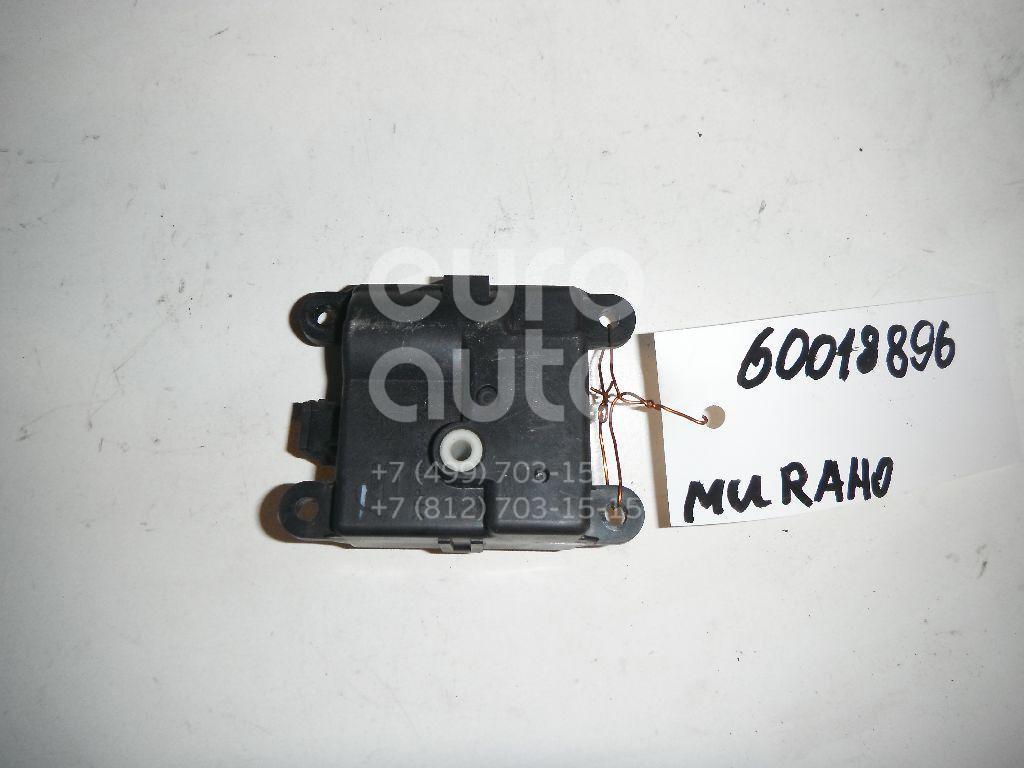Моторчик заслонки отопителя для Nissan Murano (Z50) 2004-2008;FX (S50) 2003-2007;X-Trail (T30) 2001-2006;Qashqai (J10) 2006-2014;X-Trail (T31) 2007-2014;Skyline (R35) 2001-2006 - Фото №1
