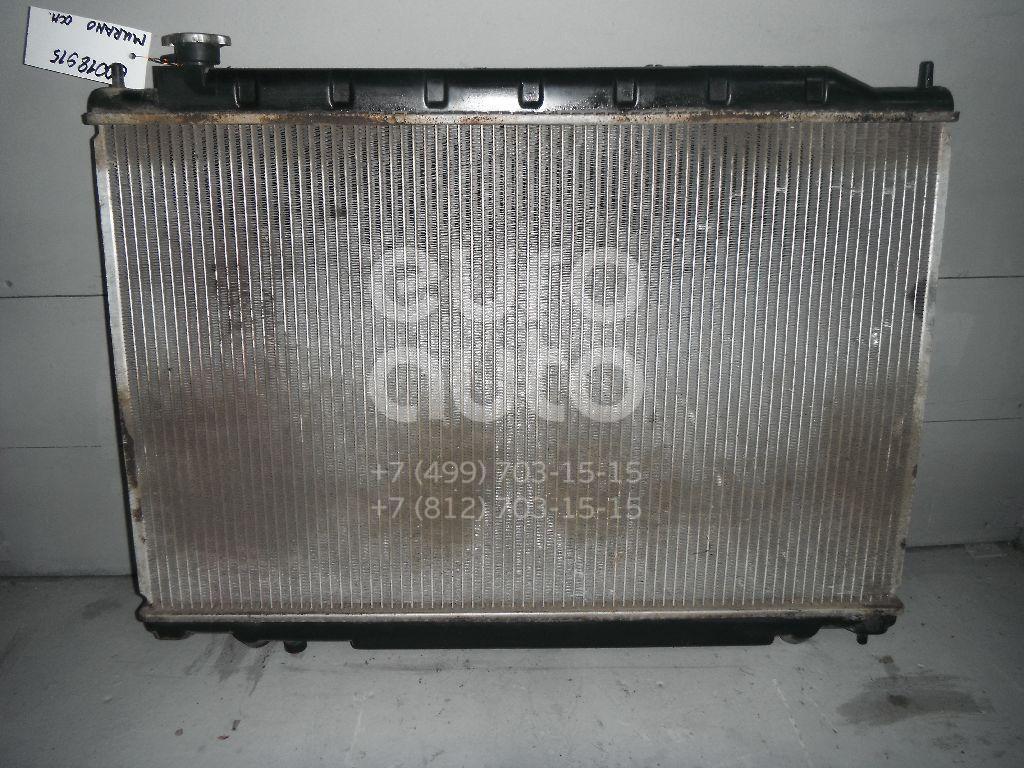Радиатор основной для Nissan Murano (Z50) 2004-2008 - Фото №1