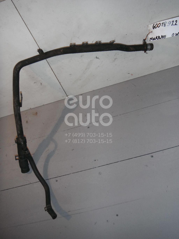 Трубка охлажд. жидкости металлическая для Nissan Murano (Z50) 2004-2008;Teana J31 2006-2008 - Фото №1