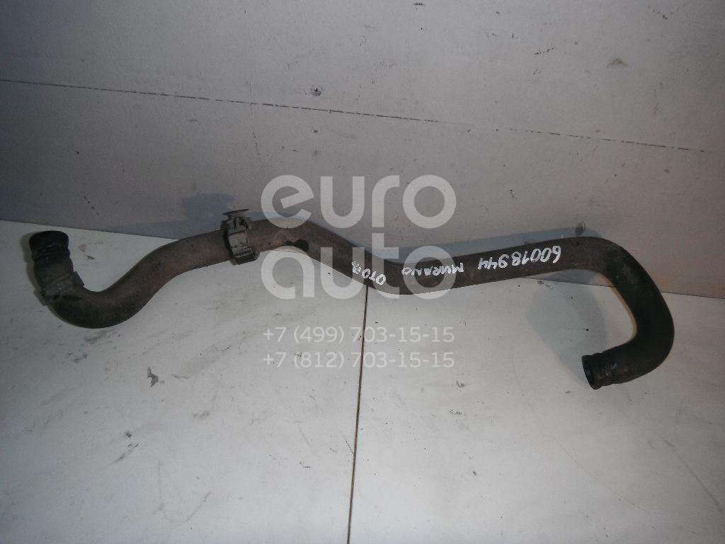 Патрубок отопителя для Nissan Murano (Z50) 2004-2008 - Фото №1