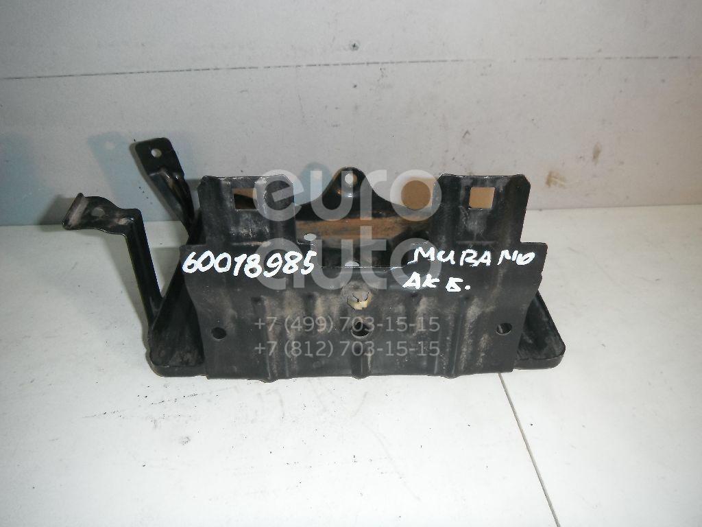 Крепление АКБ (корпус/подставка) для Nissan Murano (Z50) 2004-2008 - Фото №1