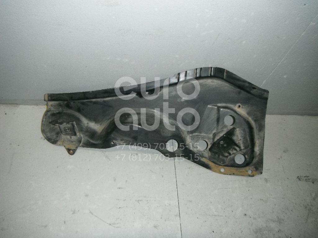Решетка стеклооч. (планка под лобовое стекло) для Nissan Murano (Z50) 2004-2008 - Фото №1