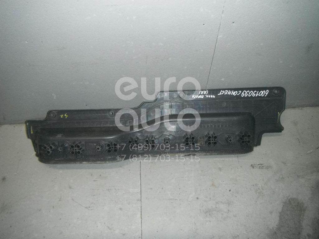 Накладка порога (внутренняя) для Ford Transit/Tourneo Connect 2002-2013 - Фото №1