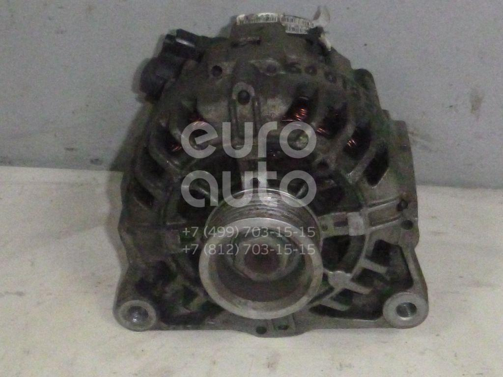 Генератор для Peugeot 206 1998-2012;207 2006-2013 - Фото №1