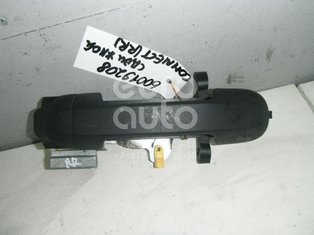 Ручка двери сдвижной наружная правая для Ford Transit/Tourneo Connect 2002-2013 - Фото №1