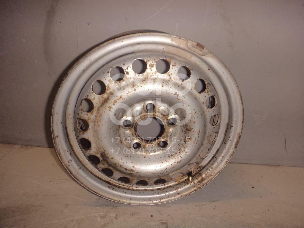 Диск колесный железо для Ford Transit Connect 2002> - Фото №1