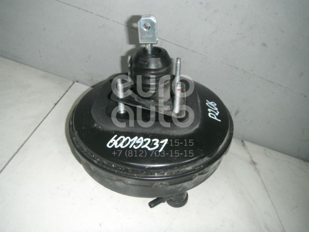 Усилитель тормозов вакуумный для Peugeot 206 1998-2012 - Фото №1