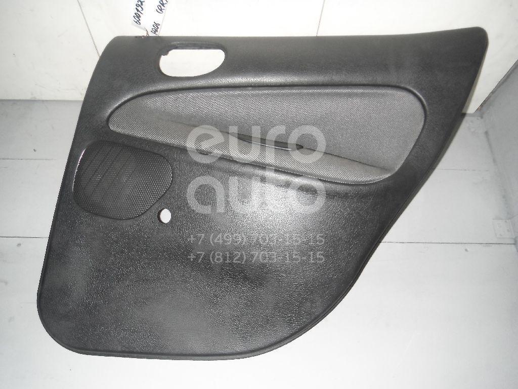 Обшивка двери задней правой для Peugeot 206 1998-2012 - Фото №1