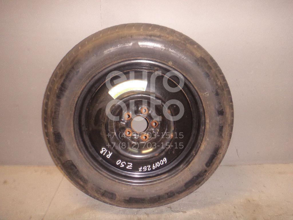 Диск запасного колеса (докатка) для Nissan,Infiniti Murano (Z50) 2004-2008;EX/QX50 (J50) 2008-2014;Murano (Z51) 2008-2016;JX/QX60 (L50) 2013>;Pathfinder (R52) 2013> - Фото №1