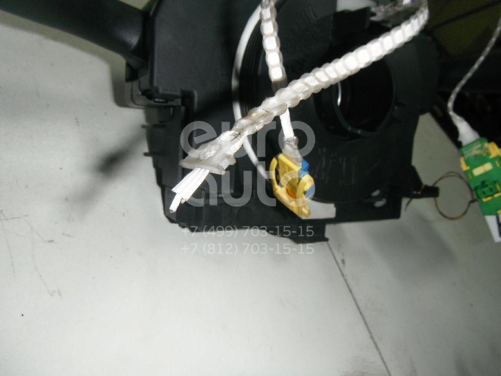 Переключатель подрулевой в сборе для Peugeot 206 1998-2012 - Фото №1