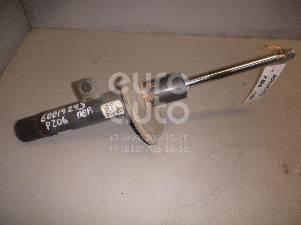 Амортизатор передний для Peugeot 206 1998-2012 - Фото №1