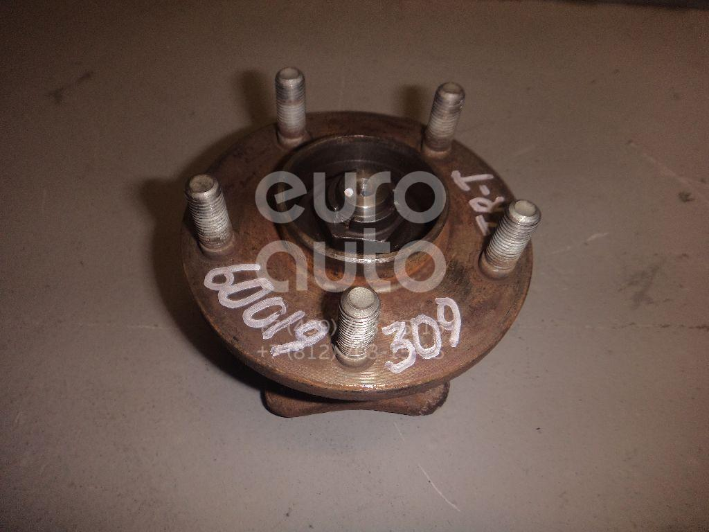 Ступица задняя для Ford Transit/Tourneo Connect 2002-2013 - Фото №1