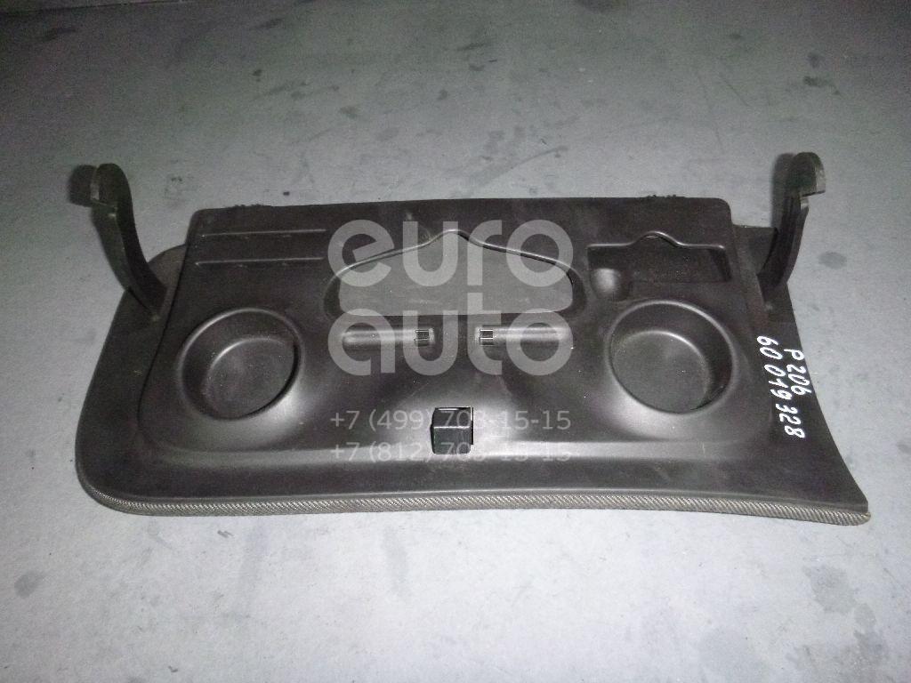 Крышка (дверца) бардачка для Peugeot 206 1998-2012 - Фото №1
