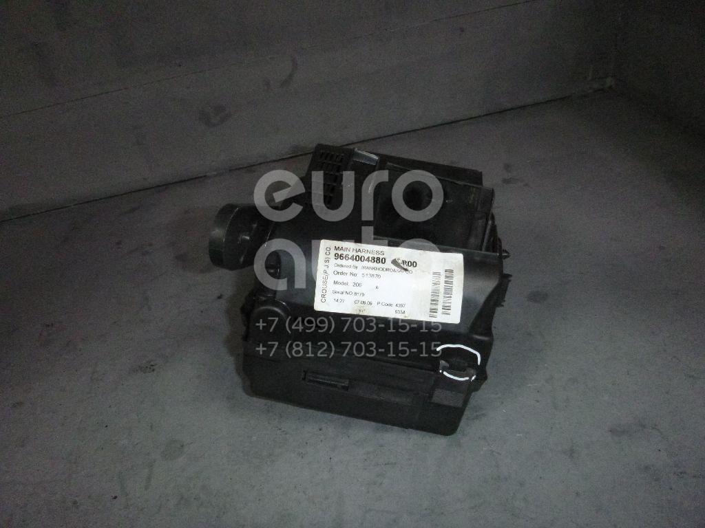 Корпус блока предохранителей для Peugeot 206 1998-2012 - Фото №1