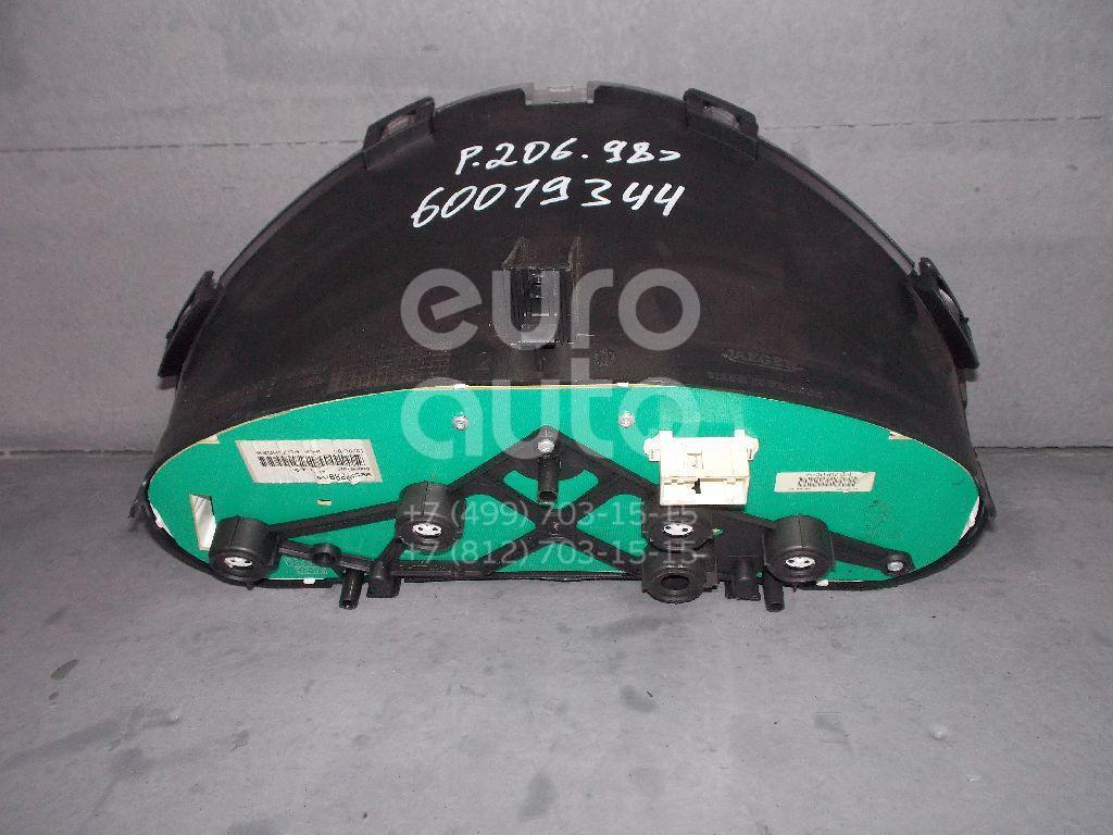 Панель приборов для Peugeot 206 1998> - Фото №1