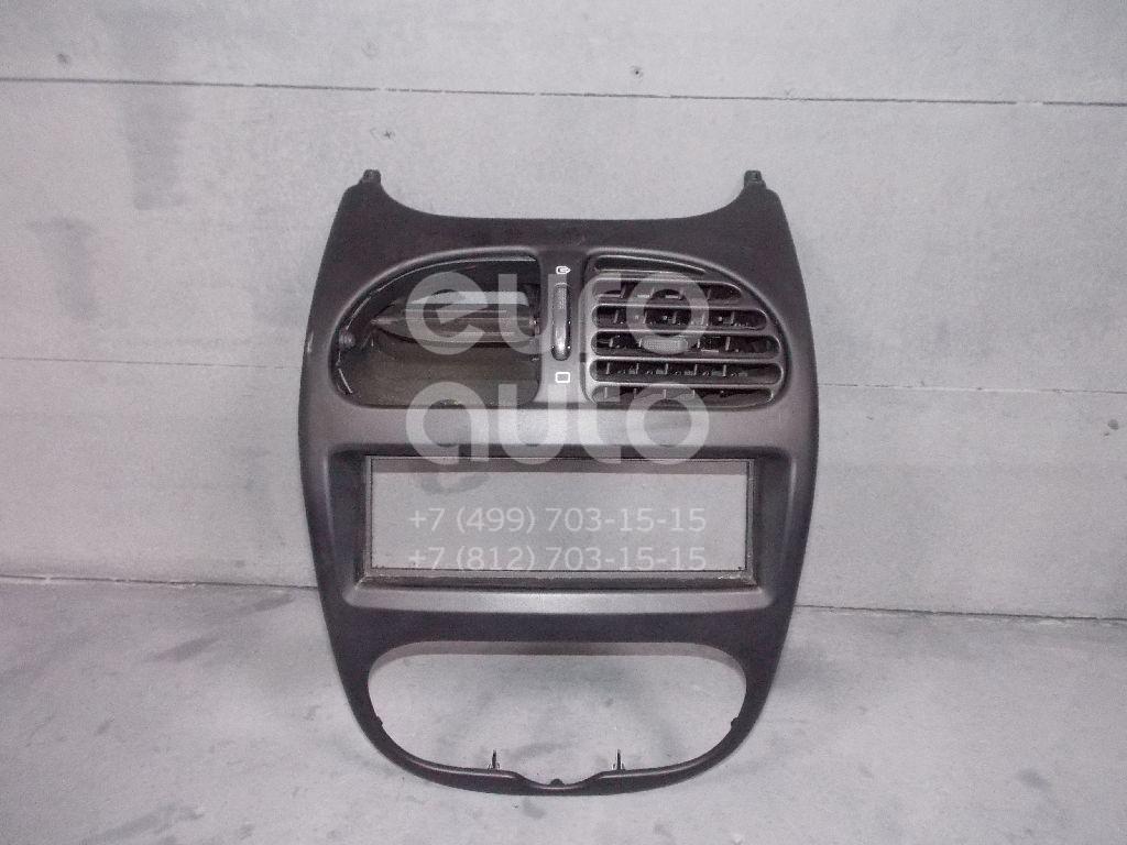 Накладка декоративная для Peugeot 206 1998-2012 - Фото №1