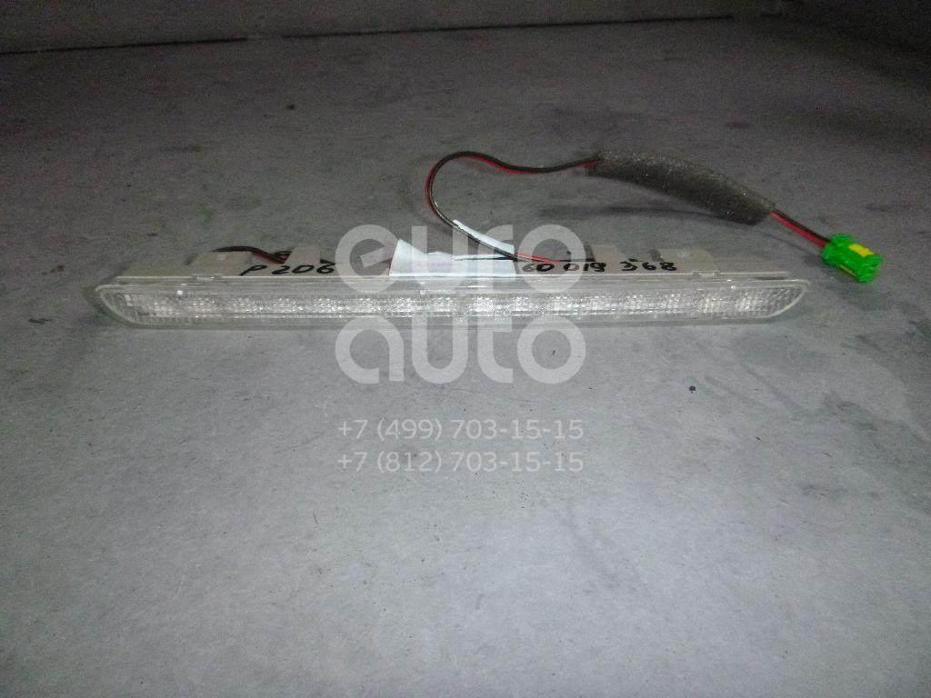 Фонарь задний (стоп сигнал) для Peugeot 206 1998>;407 2004>;607 2000> - Фото №1